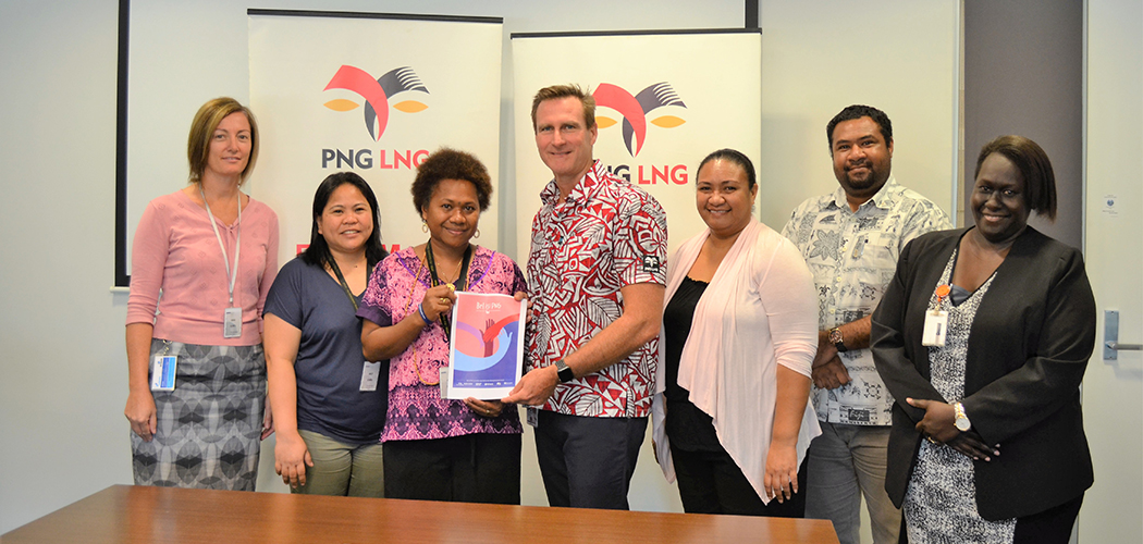 ExxonMobil PNG and Bel isi PNG announce partnership