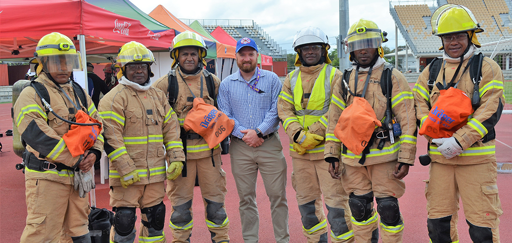 PNG LNG wins Rope Challenge and comes 3rd place in Theory Contest