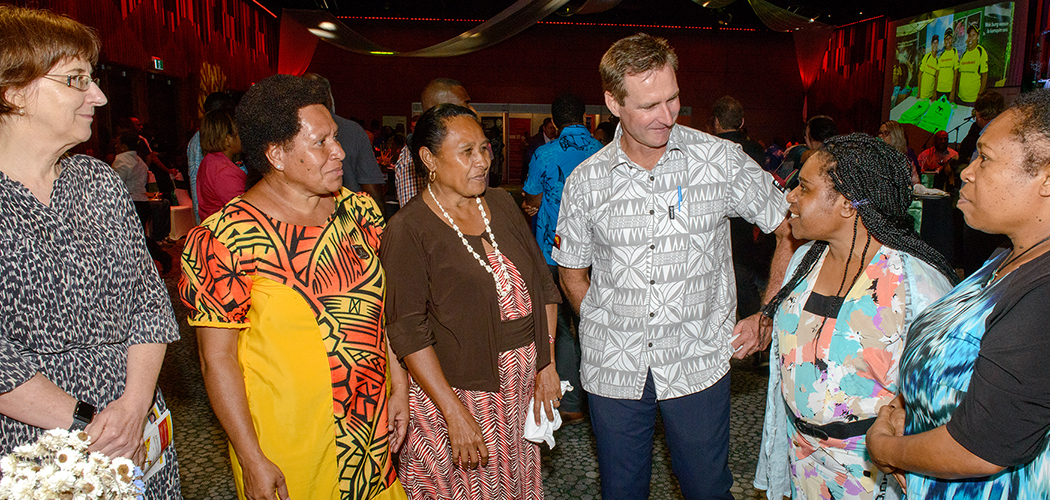 ExxonMobil PNG thanks its community development partners
